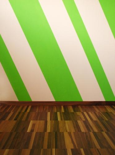 DIY painting the walls