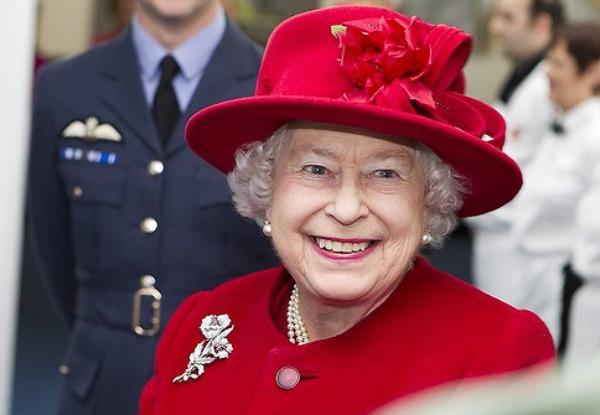 Королева великобритании во всех своими руками