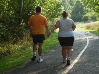 slimming walking