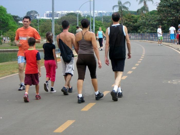weight loss walking