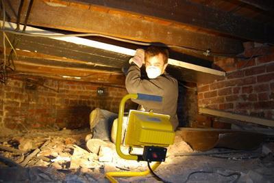 Isoler le plafond de mon garage cout renovation maison for Garage le versailles nantes