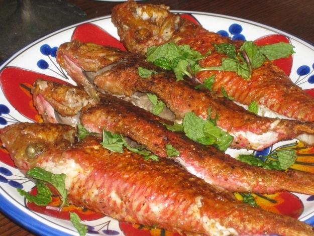 Кефаль рыба рецепты с фото