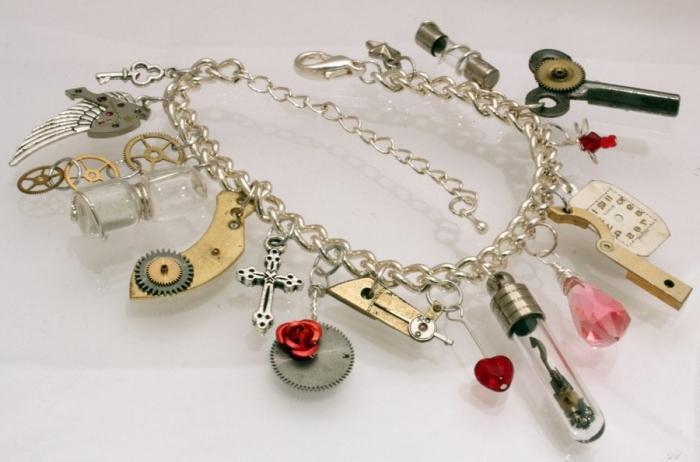 самые легкие и простые браслеты.
