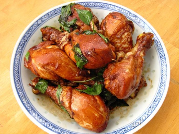 как сделать курицу в духовке с корочкой рецепт