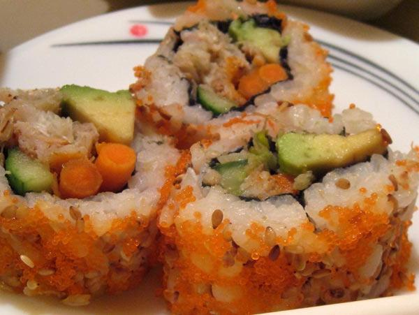Japanese Seafood Rice