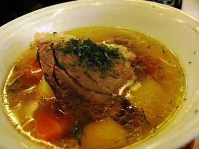 Mutton Shurpa Soup