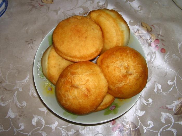 Казахские баурсаки рецепт с фото на сметане