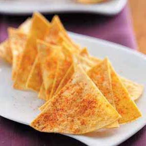 Как сделать в домашних условиях чипсы с солью