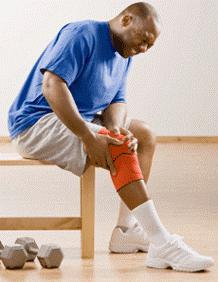 Почему хрустит колено при ходьбе