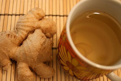 имбирный чай для похудения рецепт с фото