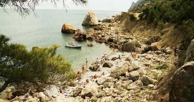 Crimea beaches