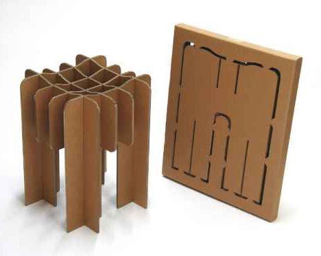 cardboard furniture master class