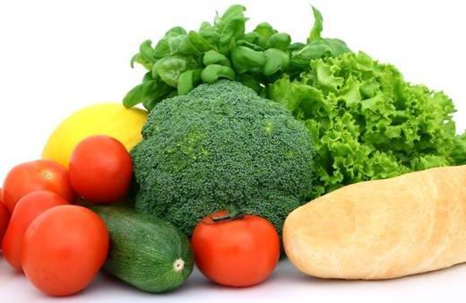 овощи повышенном холестерине
