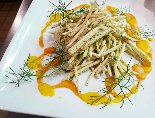 celery root salads