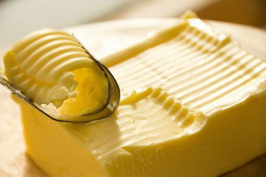 состав сливочного масла