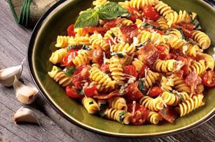 pasta with meat recipe