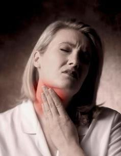 Рак горла: причины, симптомы, лечение