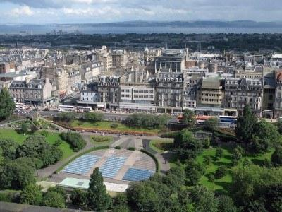 Edinburgh attractions