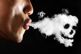 what hurts smoking