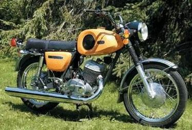 Иж планета спорт мотоцикл стиляга