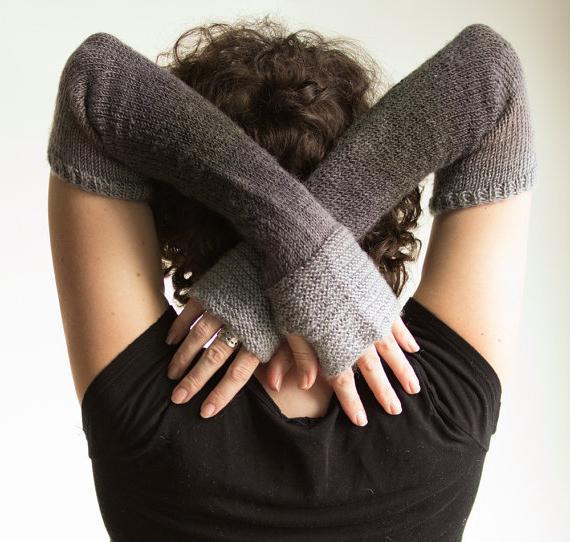 Вяжем перчатки своими руками