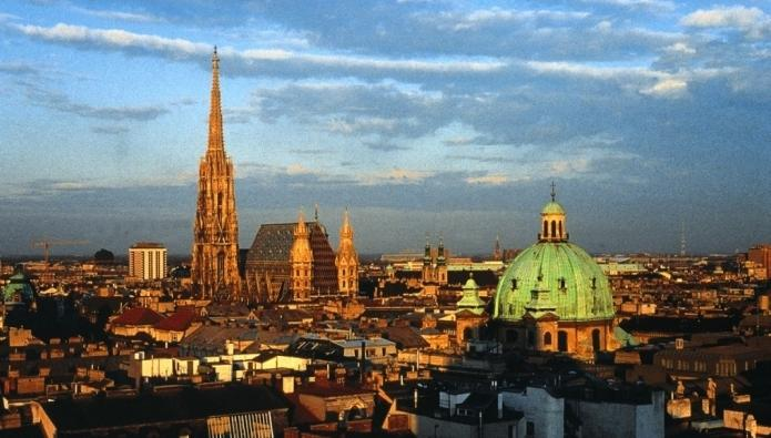 Vienna is the capital of Austria