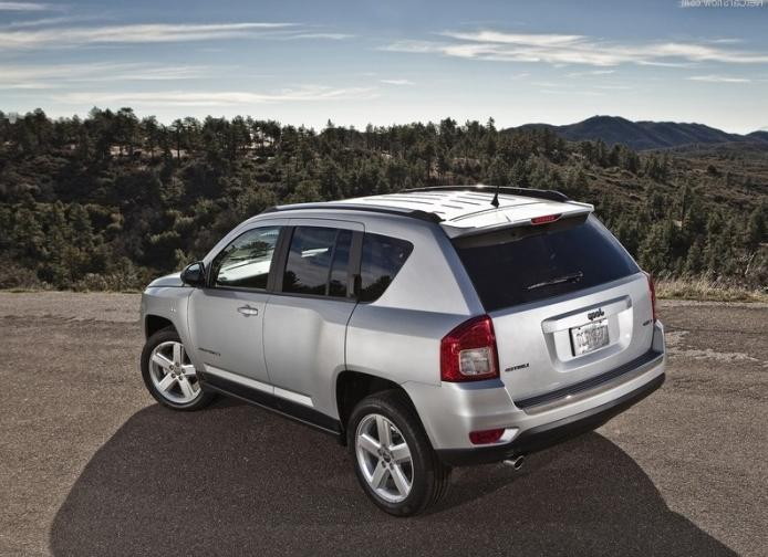 jeep compass цена