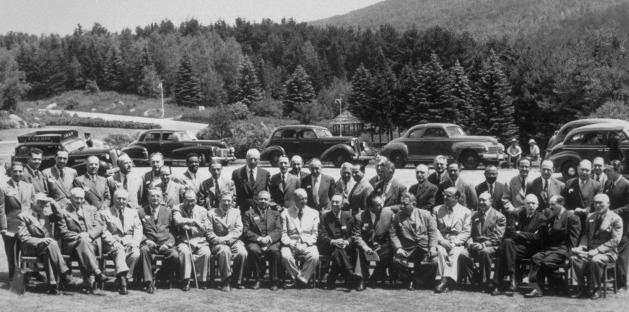 Bretton Woods Monetary System