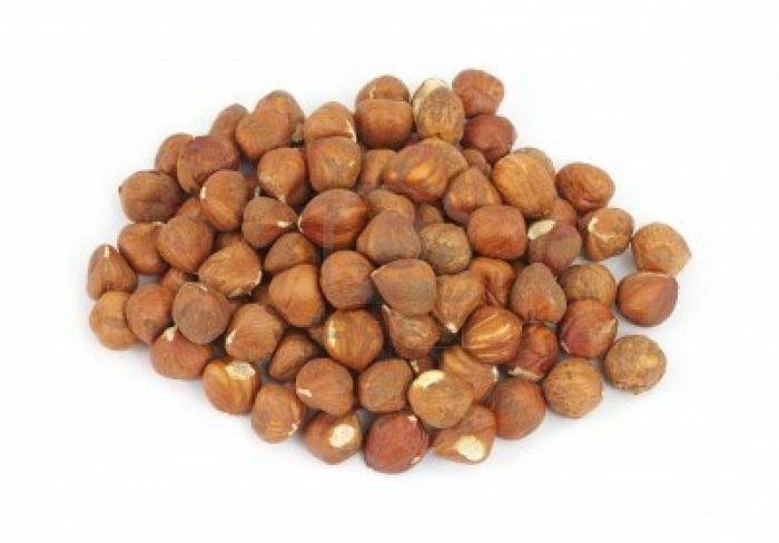 Лесной орех в диете