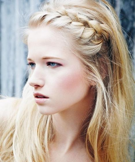 beautiful hairstyles from long hair