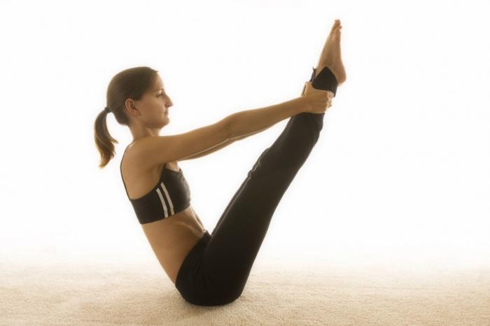 какими упражнениями можно убрать жир с боков
