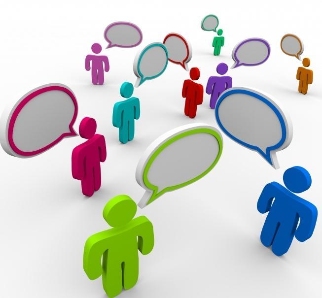 Социальные сети для общения