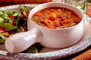 суп из чечевицы рецепты из томатной пасты
