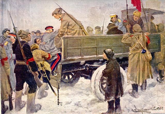 Февральская революция причины