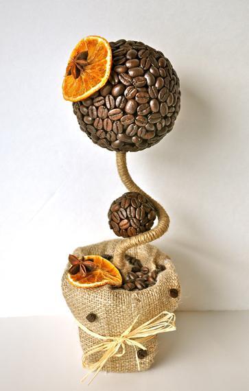 how to make a coffee tree