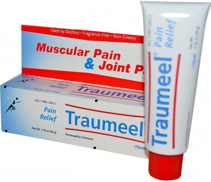 гомеопатическое средство для суставов траумель