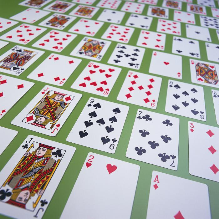 how to learn to guess playing cards