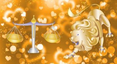 Horoscope compatibility Libra and Leo