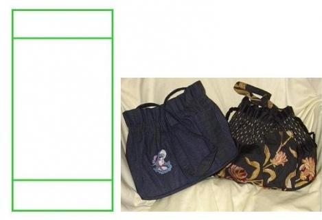 как шить сумку с фото
