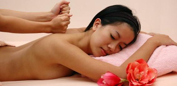 therapeutic neck massage