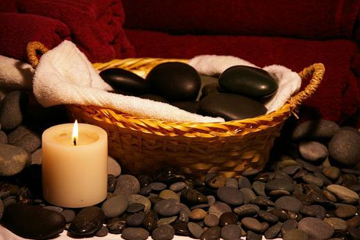 therapeutic massage at home