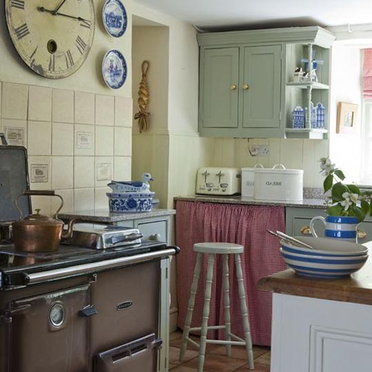 Кухня маленькая своими руками