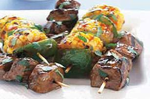 shish kebab in a convection oven recipe