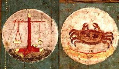 гороскоп любви весы и рак