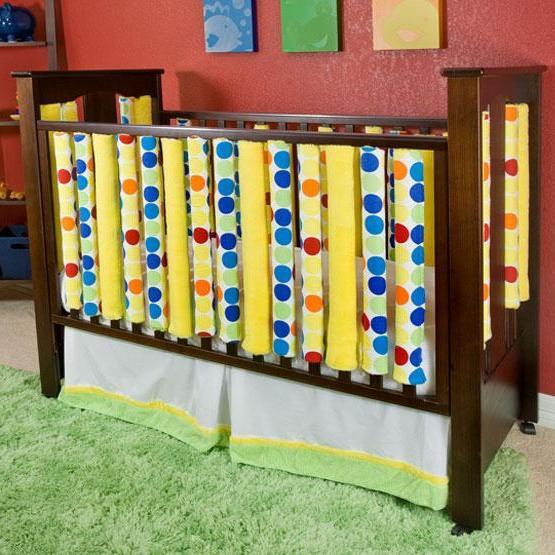 Мягкая кроватка для новорожденных своими руками