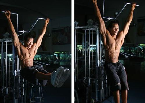 тренировок мышц брюшной
