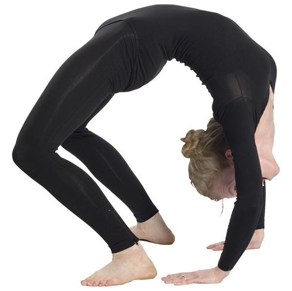 йога прогибы фото