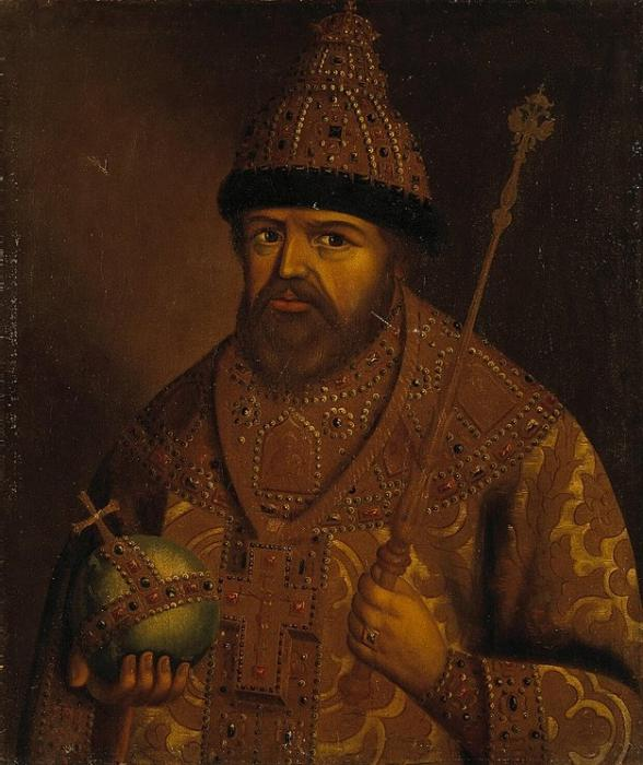 Tsar Alexey Mikhailovich