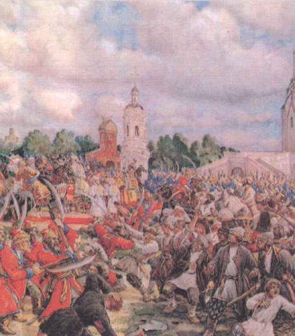 Salt revolt 1648