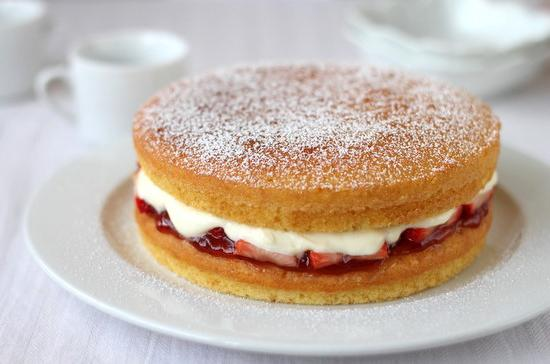 как приготовить бисквитный торт